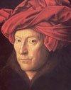 Van Eyck, L'uomo dal turbante