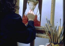 La tecnica di Van Eyck
