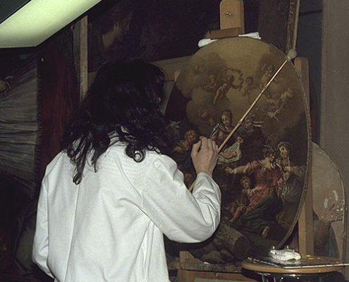 Integrazione pittorica