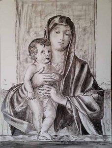 Bellini Disegno preliminare