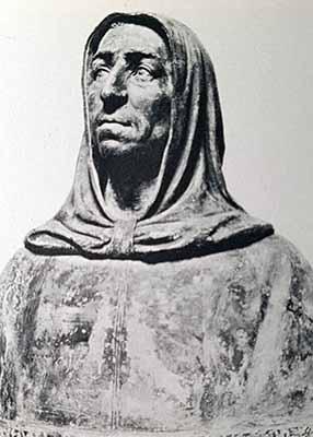 Busto del Savonarola, falsificazione nello stile del Quattrocento fiorentino