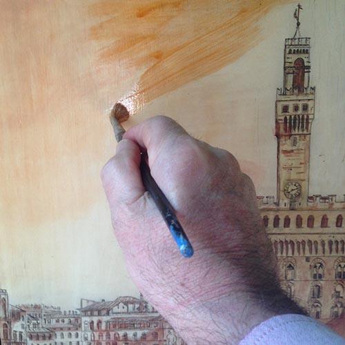 Vernice per dipingere